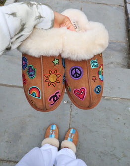 Good Vibes Slipper