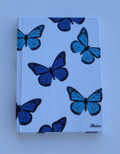 Blue Butterfly Journal