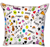 Cool Camper Pillow