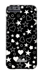Hearts and Stars Phone Case