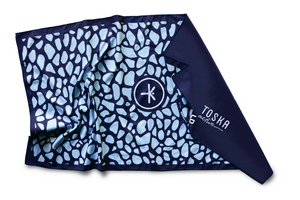 TOSKA Towel Ocean Blue - Toska Active