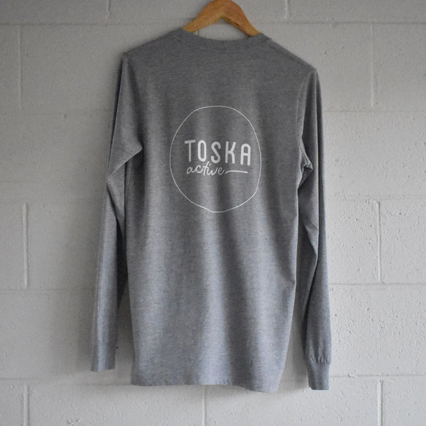 TOSKA Long Sleeve Tee - Toska Active
