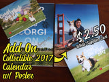 Special Autographed Corgi On Fleek 2018 Calendar
