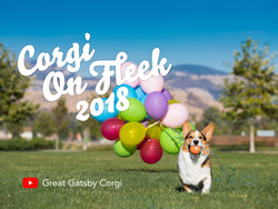 [Collectible] Corgi On Fleek 2018 Calendar