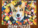 Corgi Jigsaw Puzzle 1000 Pieces [Limited Edition]