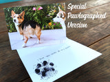 "Corgi Greeting Card ""I Love You With All My Butt!"""