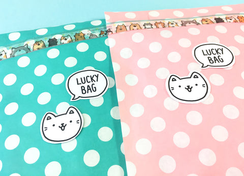 Lucky Bag for Cat Lovers!