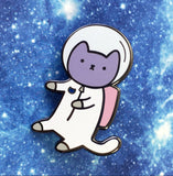 Major Tomcat - Cosmic Cat Pin!