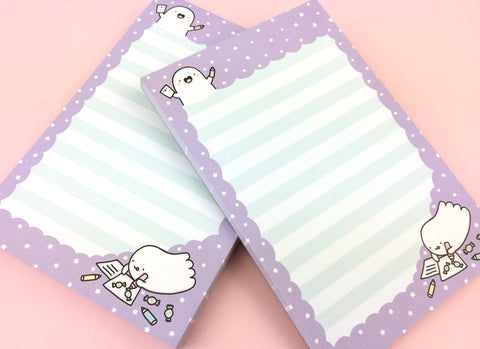 Spooky McCute Notepad - Organize the Kawaii Way!