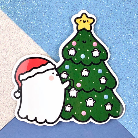 Spookmas Tree! Spooky Sticker