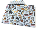 Bigger Doggy Doodle Zipper Pouch