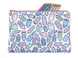 Bigger Pencil Party Zipper Pouch