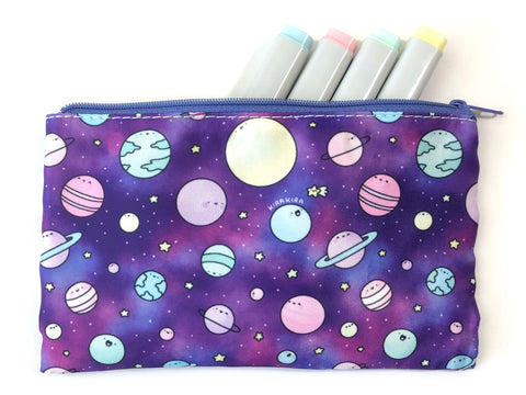 Need Some Space! Kawaii Galaxy Pouch