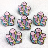 Sparkle Squad! Cutest Crystal Pin