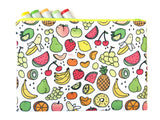 Bigger Juicy Fruits Zipper Pouch