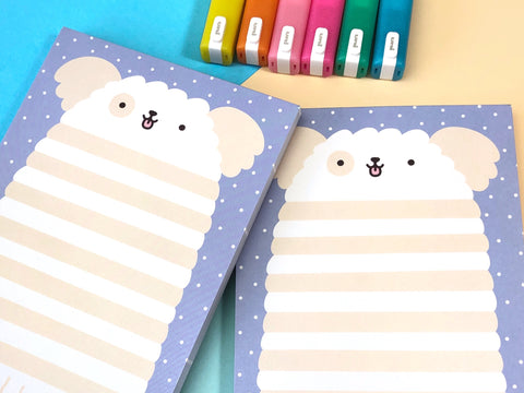 Notepup! Cute Doggo Notepad