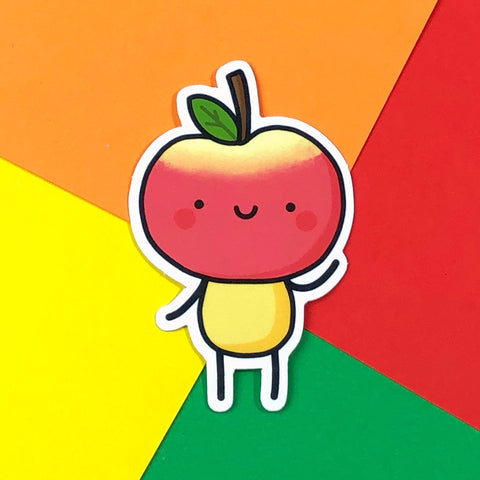 Apple Boi Sticker