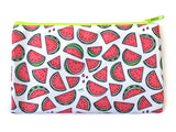 Watermelon World - Kawaii Doodle Zipper Pouch