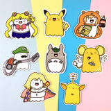 Spooky's Cosplay - Single Stickers ~ Anime & Games