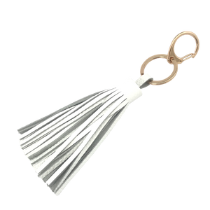 Genuine Leather Tassel - White - Perth - WA - Giftboxes