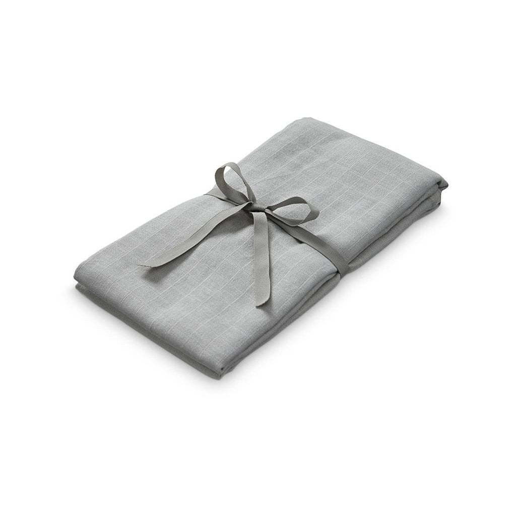 CamCam Copenhagen Muslin Cloth Grey Gift Co Perth