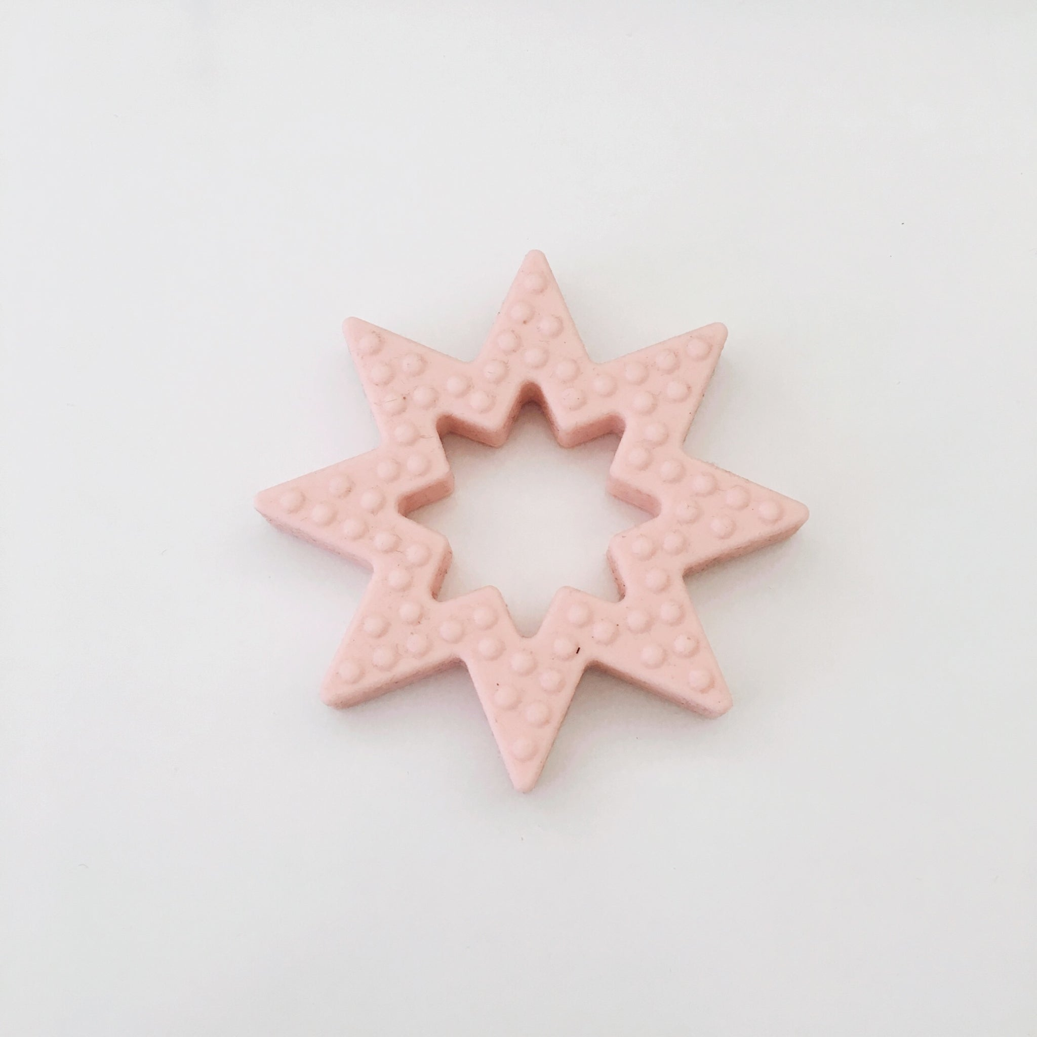 Starburst Teether - Pink