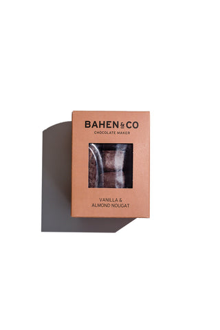 Bahen & Co Vanilla and Almond Nougat - Gifted Design