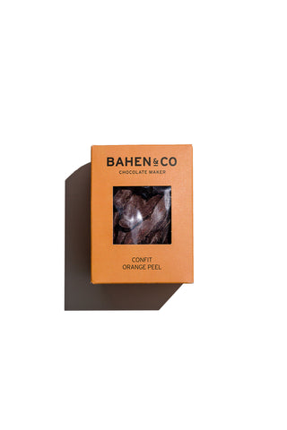 Bahen and Co Confit Orange Peel Gifted Design