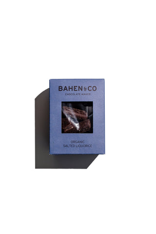 Bahen and Co - Coated Liquorice