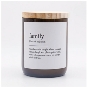 The Commonfolk Collective - Family Candle