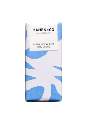 Bahen and Co Chocolate - Papua New Guinea