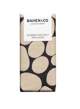 Bahen and Co Chocolate - Almond and Sea Salt