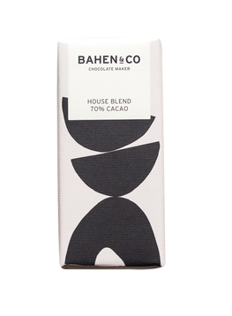 Bahen and Co Chocolate - House Blend 70% Cacao