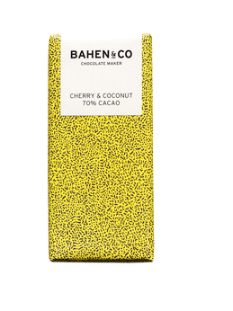 Bahen and Co Chocolate - Cherry and Coconut