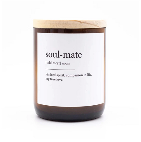 The Commonfolk Collective - Soul-mate Candle