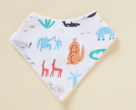 Halcyon Nights - Baby Love Bib - Gifted Design - Perth