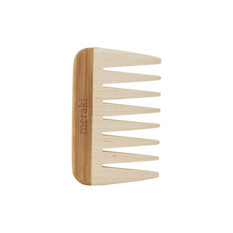 Meraki Comb - Maple Wood