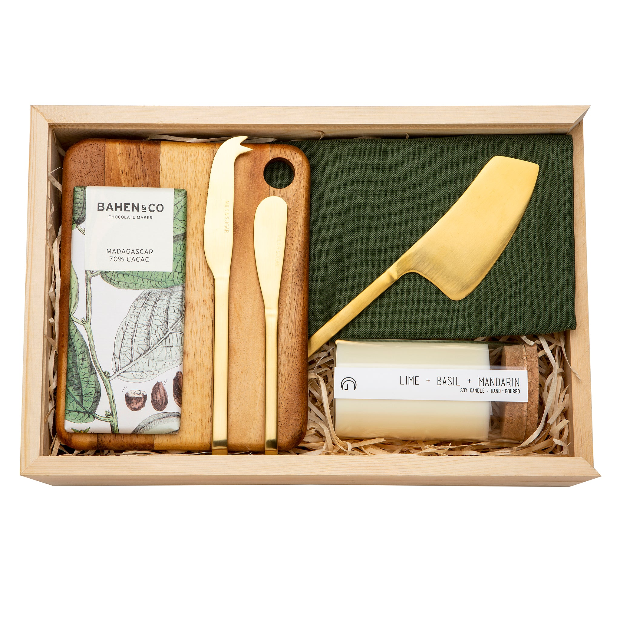 Earthy Tones Gifted Design Gift Box Perth