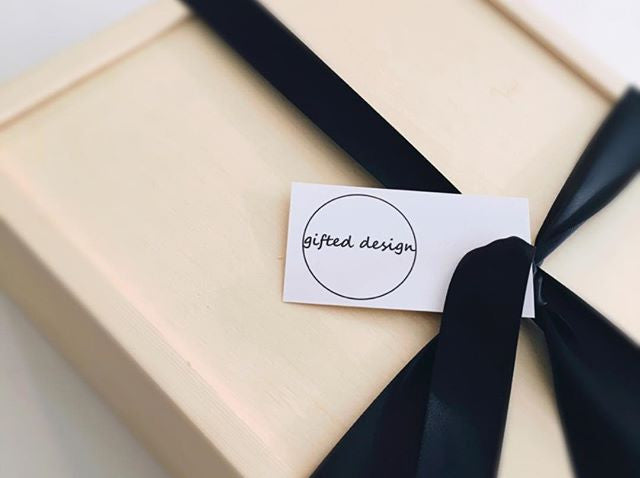 Gifted Design Gift Boxes Perth