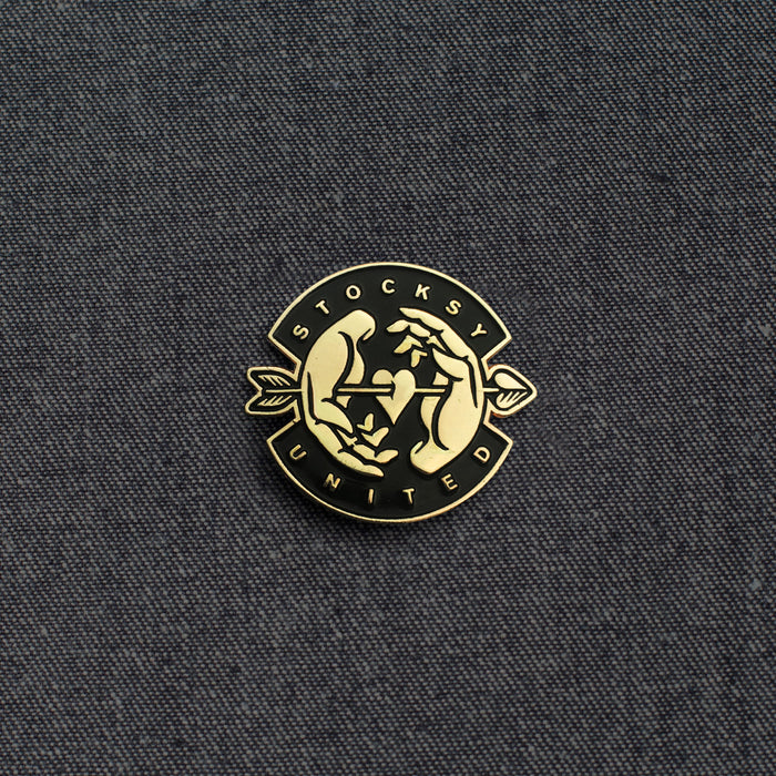 United Hands Pin