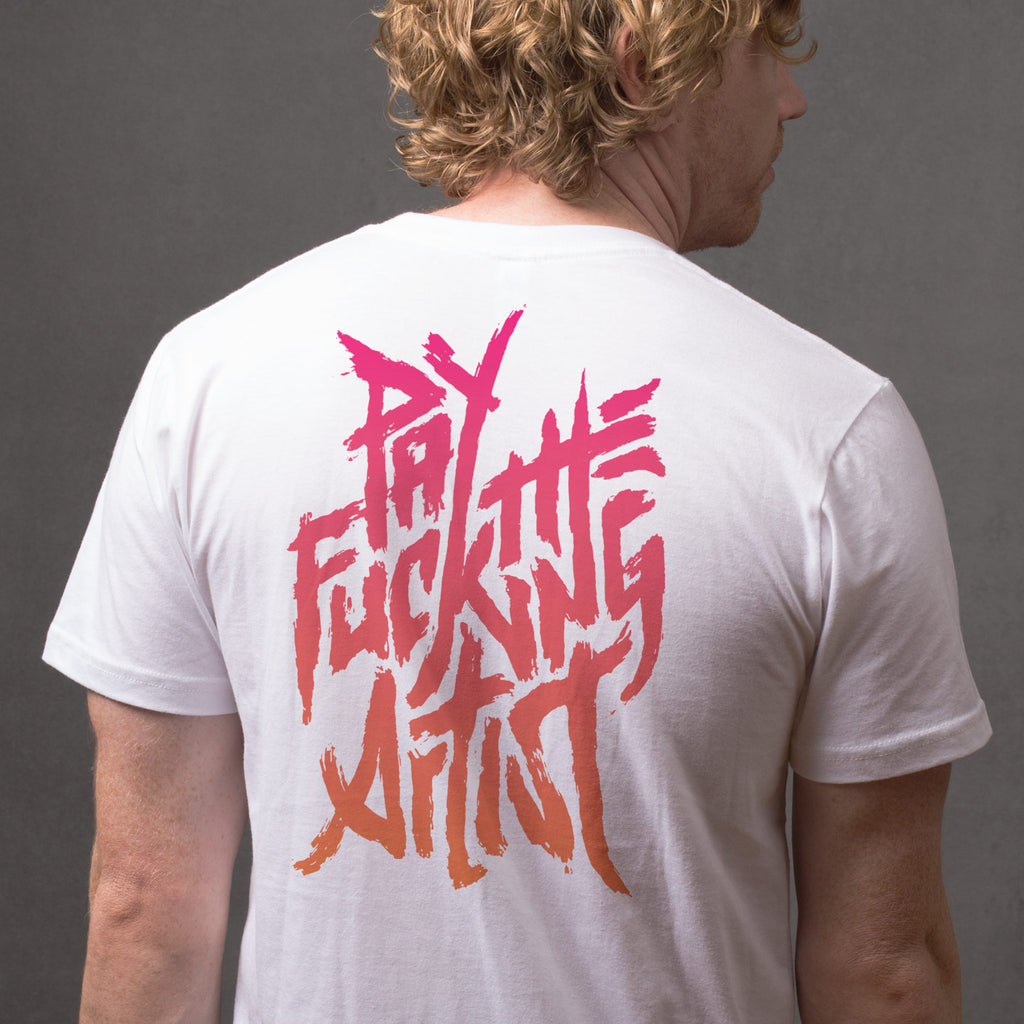 Pay The Artist Men's Tee