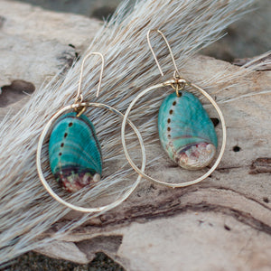 Crystal Cove Earrings