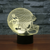 Image of Minnesota Vikings NFL 3D LED Lamp LEDMiracles