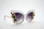 Queens Love - Excess Goddess Sunglasses - Grey Grey