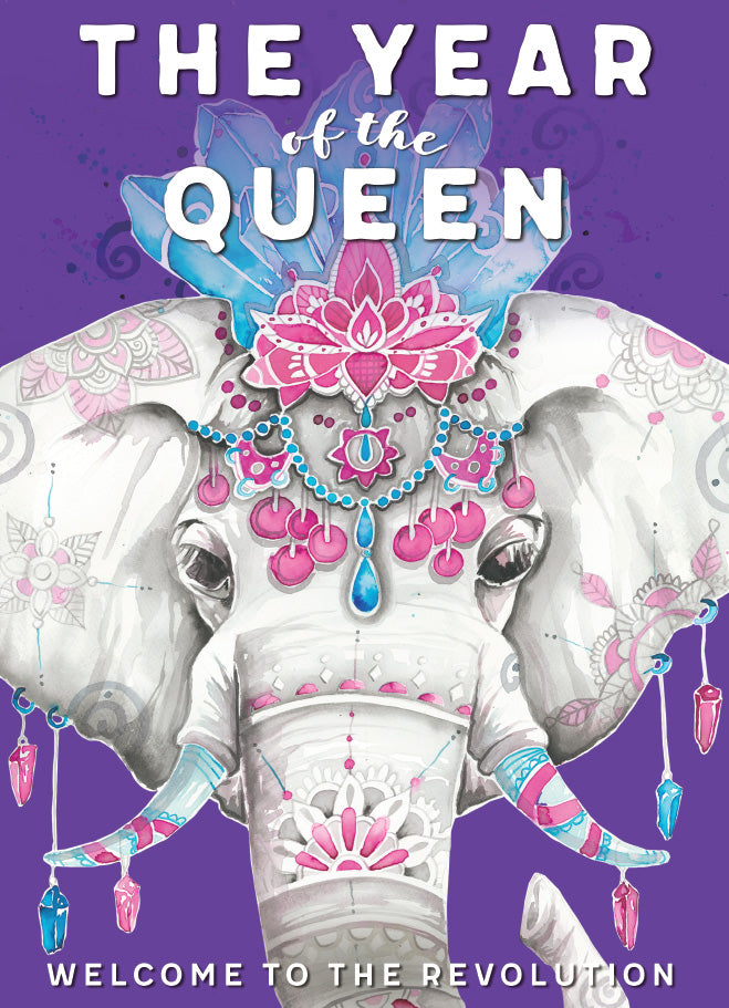 Year of the Queen - Teen Journal 2020