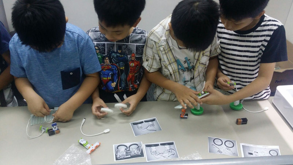 3D Printing and Littlebits Workshop