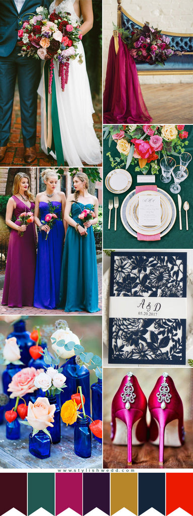 Fabulous Fall Wedding Inspiration