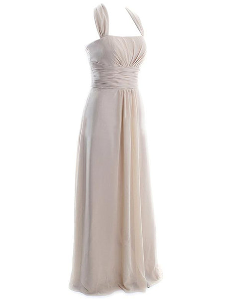 Elegant Bridesmaid Dress,Halter Bridesmaid Dress,Pretty Bridesmaid Dress,Charming Bridesmaid dress ,PD125