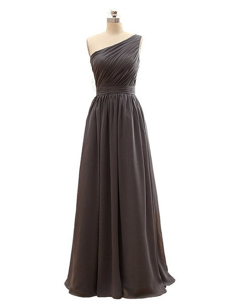Classic Bridesmaid Dress, Grey Bridesmaid Dress,Pretty Bridesmaid Dress,Charming Bridesmaid dress ,PD149