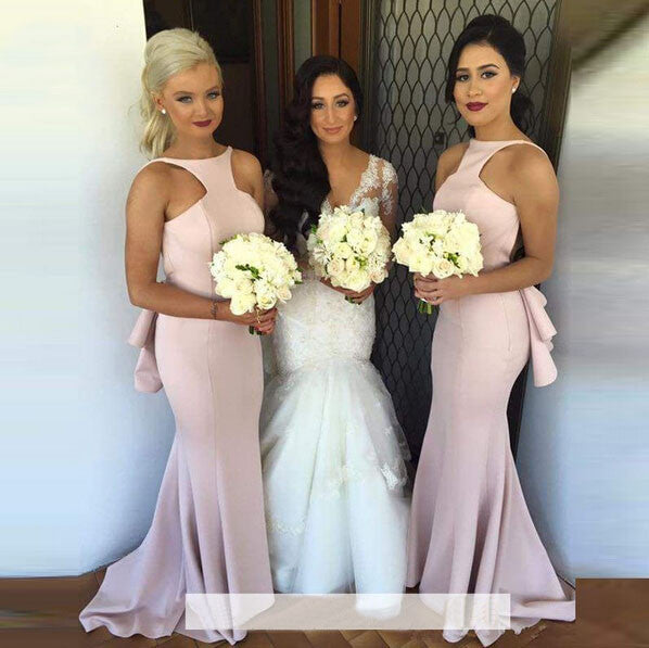 Mermaid Bridesmaid Dress,Unique Bridesmaid Dress,Pretty Bridesmaid Dress,Charming Bridesmaid dress ,PD208